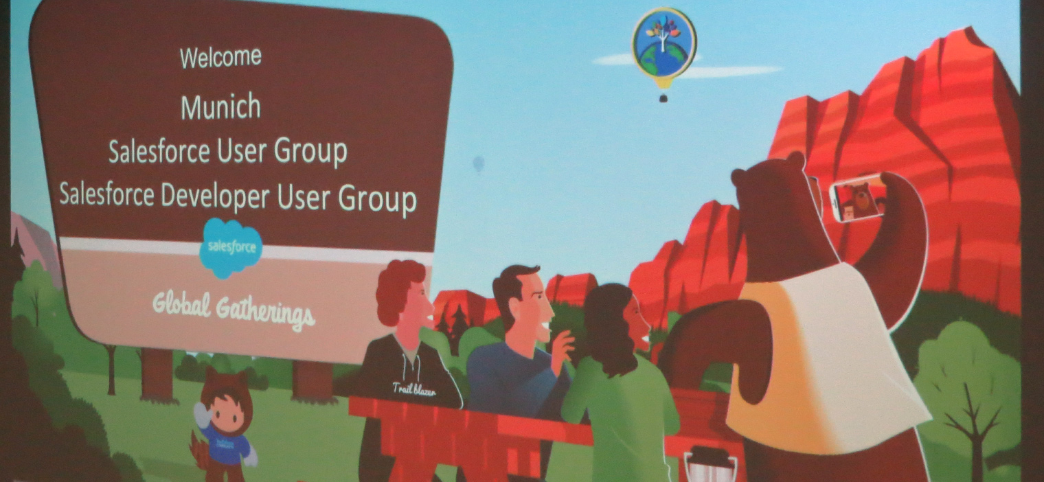 Salesforce Munich Dreamforce Global Gathering