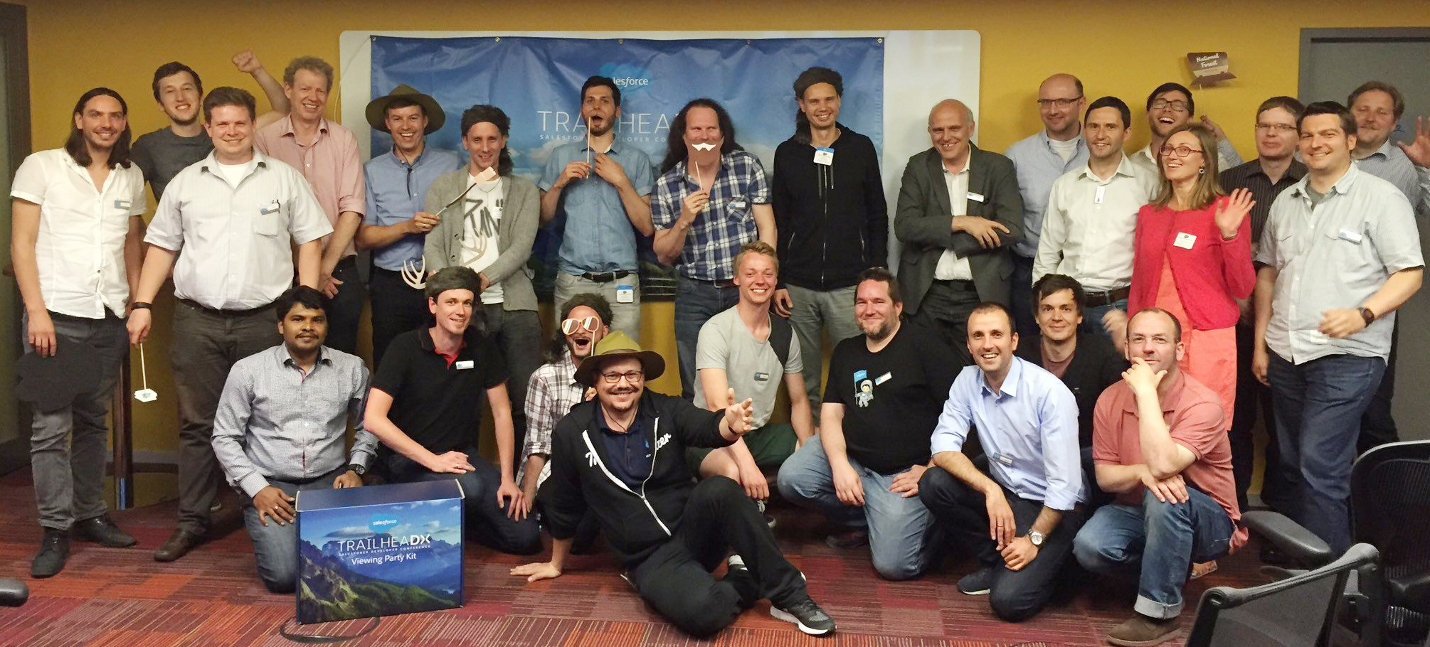 Salesforce Developer Group Meetup